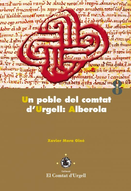 Un poble del comtat d'Urgell: Alberola.