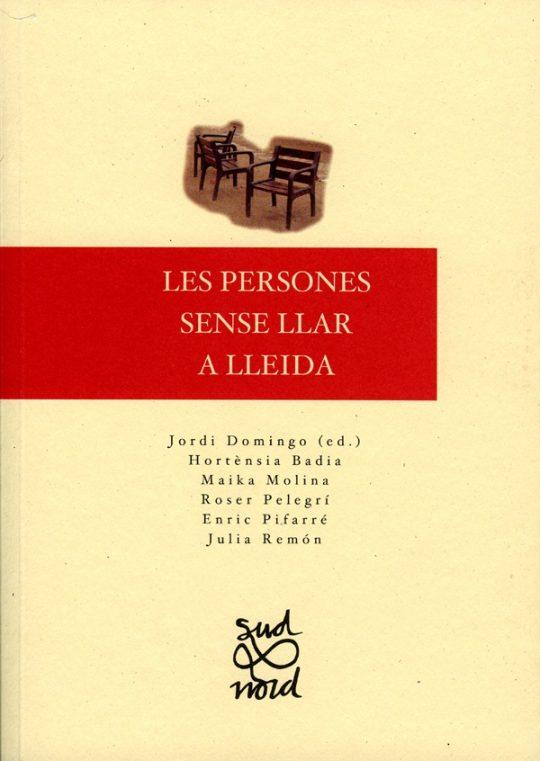 Les persones sense llar a Lleida.