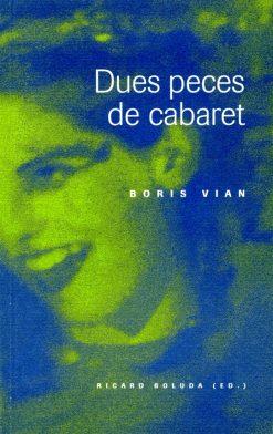 Dues peces de cabaret. Boris Vian.