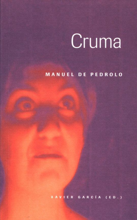 Cruma. Manuel de Pedrolo.
