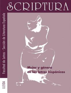 Mujer y género en las letras hispánicas.