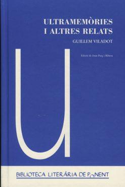 Ultramemòries i altres relats. Guillem Viladot.