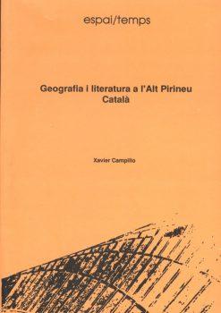 Geografia i literatura a l'Alt Pirineu català.