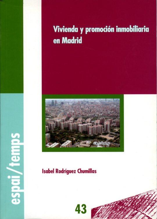 Vivienda y promoción inmobiliaria en Madrid.