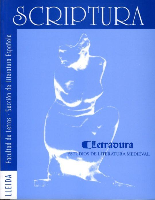 Letradura. Estudios de la literatura medieval.