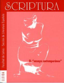 """El """"ensayo contemporáneo""""."""