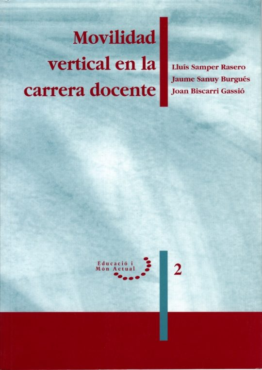 Movilidad vertical en la carrera docente.
