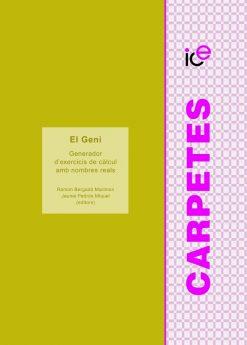 El Geni. Generador d'exercicis de càlcul amb nombres reals. Edició bilingüe català i castellà.