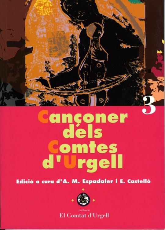 Cançoner dels comtes d'Urgell.