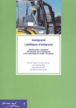 Immigració i polítiques d'integració.