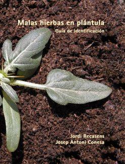Malas hierbas en plántula. Guía de identificación.