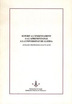 Suport a l'ensenyament i a l'aprenentatge a la Universitat de Lleida.