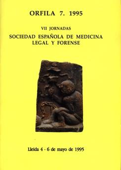 Medicina Legal y Forense (VII Jornadas de la S.E.M.L.F.).