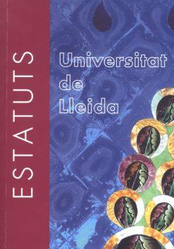 Estatuts de la Universitat de Lleida.