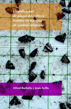 Identificación de plagas de cultivos frutales en trampas de control integrado.