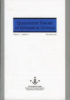 QTDS. Vol. 2 - Number 2.