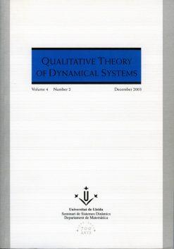 QTDS. Vol. 4 - Number 2.