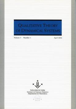 QTDS. Vol. 5 - Number 1.