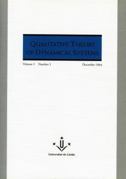 QTDS. Vol. 5 - Number 2.