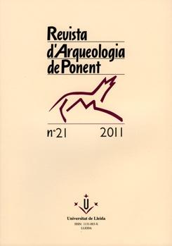 Revista d'Arqueologia de Ponent. Núm. 21.