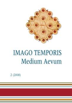 Imago Temporis. Medium Aevum. Núm. 2 (2008)