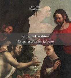 Simone Barabino. Resurrección de Lázaro.