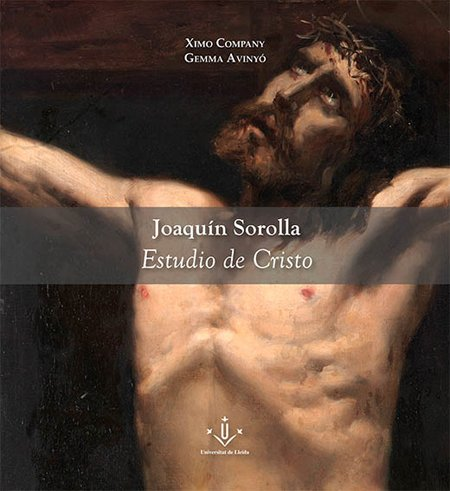 Joaquín Sorolla. Estudio de Cristo.