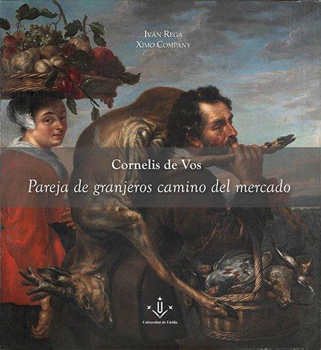 Cornelis de Vos. Pareja de granjeros camino del mercado.