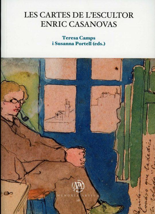 Les cartes de l'escultor Enric Casanovas.