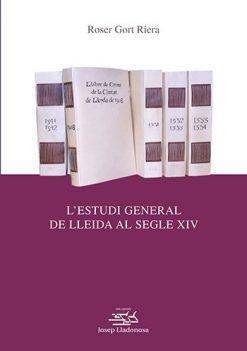 L'Estudi General de Lleida al segle XIV.
