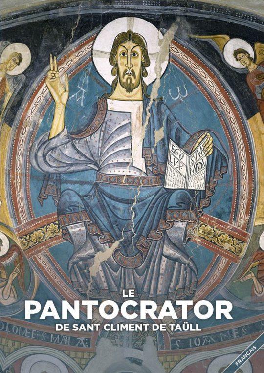 Le Pantocrator de Sant Climent de Taüll. Lumière de l'Europe.
