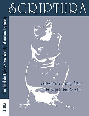 Translatio et compilatio en la Baja Edad Media.