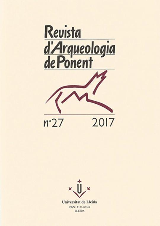 Revista d'Arqueologia de Ponent. Núm.27