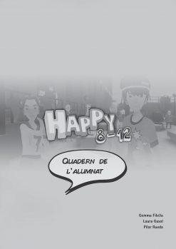 Happy 8-12. Quadern de l'Alumnat.